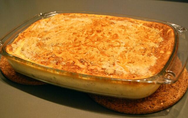 Блюда из жидкого теста рецепты с фото