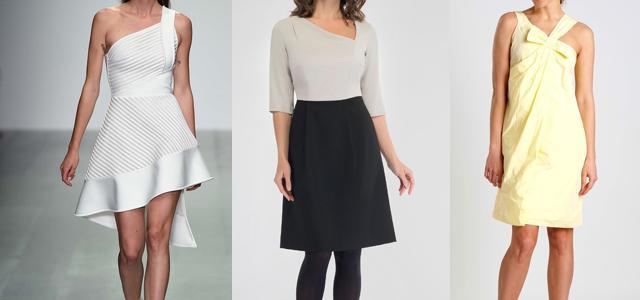 97c2b8f9ae47115 В модных асимметричных платьях гармонично объединены непринужденность и  свобода, но без вульгарности. Такие модели очень популярны и привлекают  своим ...
