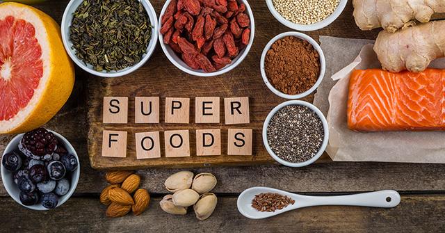 Суперфуды: ТОП-10 продуктов для здоровья