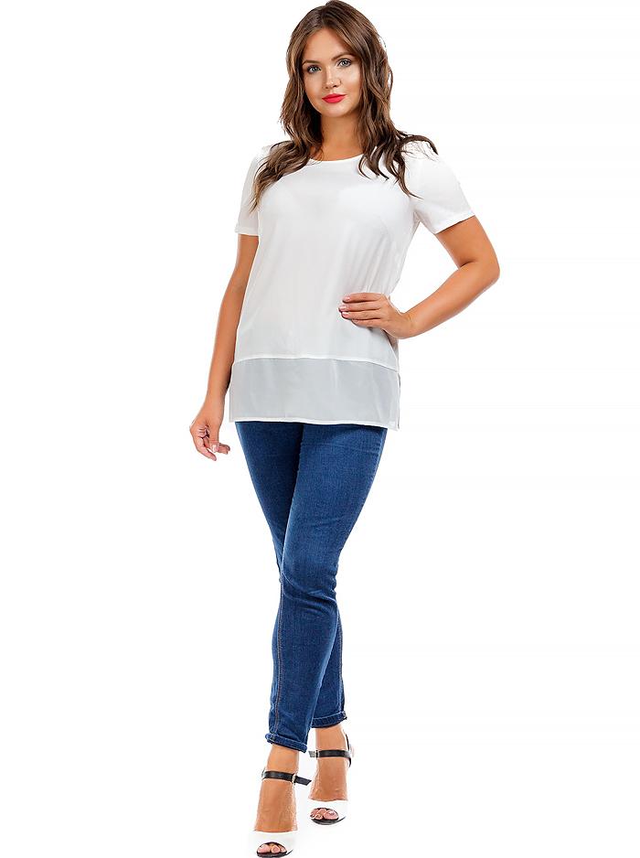 e0bfbb2999f Интернет-магазин Эгерия → Женская одежда → Блузы → Летние блузки → Блуза  22962 Liza Fashion