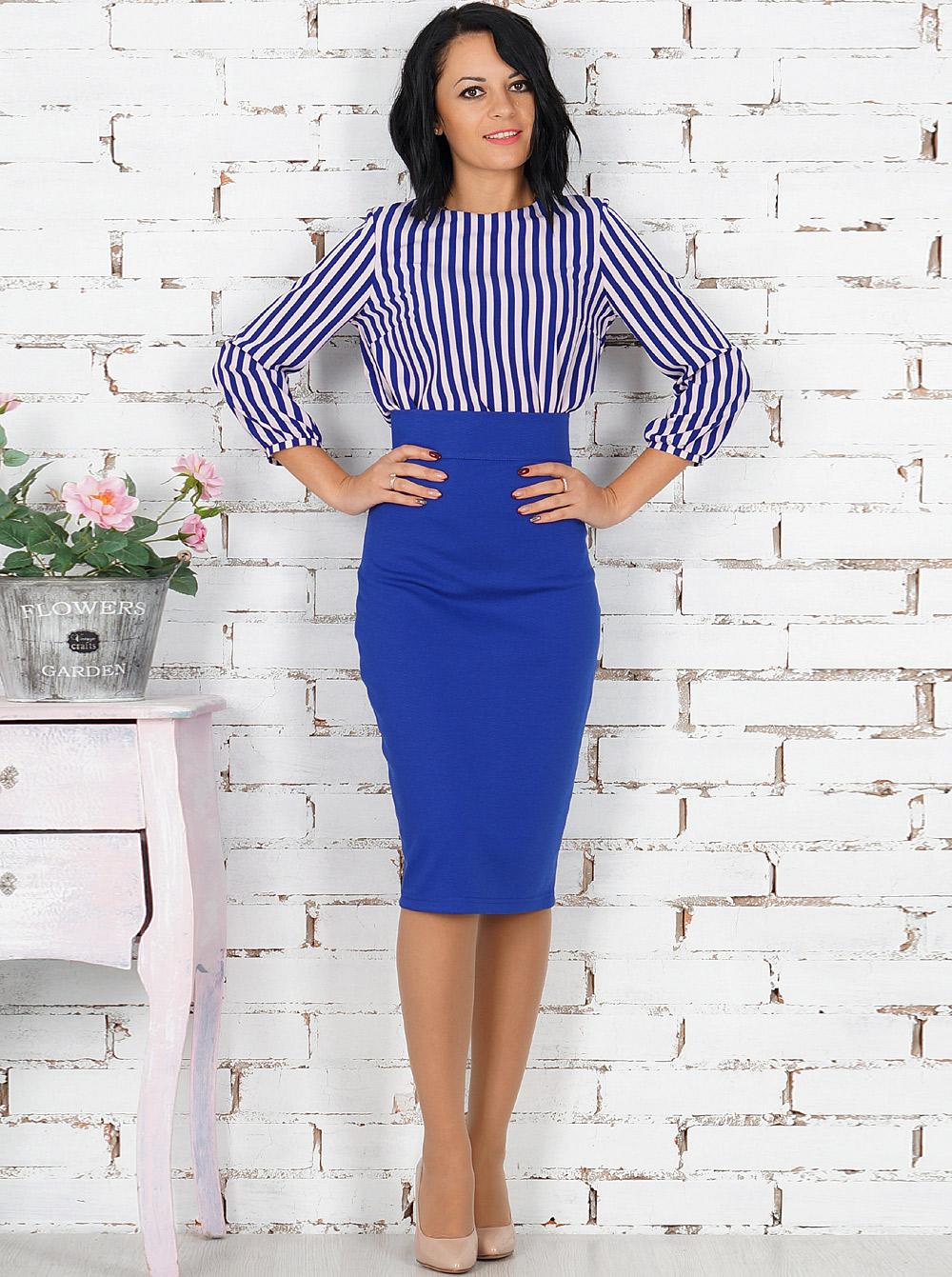 a12f4e0044d Интернет-магазин Эгерия → Женская одежда → Блузы → Повседневные блузки →  Блуза АР-1500 Ajour
