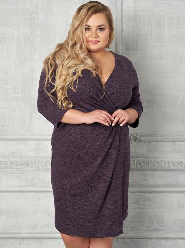 930c9bb9f55e Женскую одежду большого размера от бренда Marina предлагает интернет ...