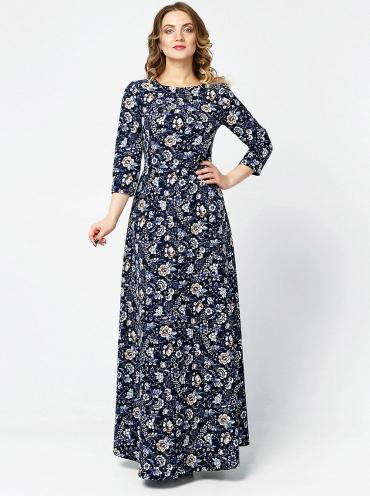 Платья в пол купить в интернет магазине недорого   бесплатная ... f6b1e464dc6