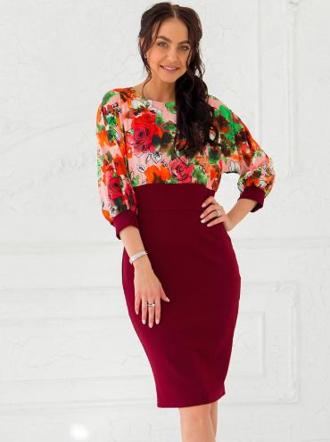 ec6e2dfbb49 Модную женскую одежду от бренда Anna Style купить в Москве от 1890 ...