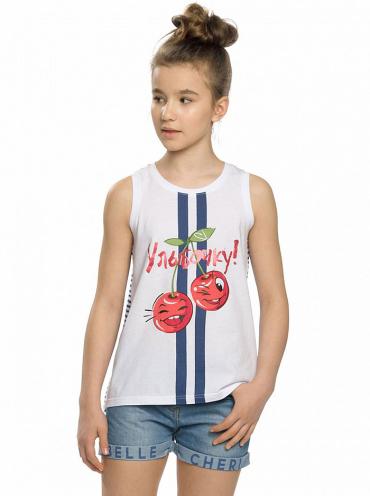 c510b00162a Детские футболки для девочек купить недорого - цены от 490 руб в ...