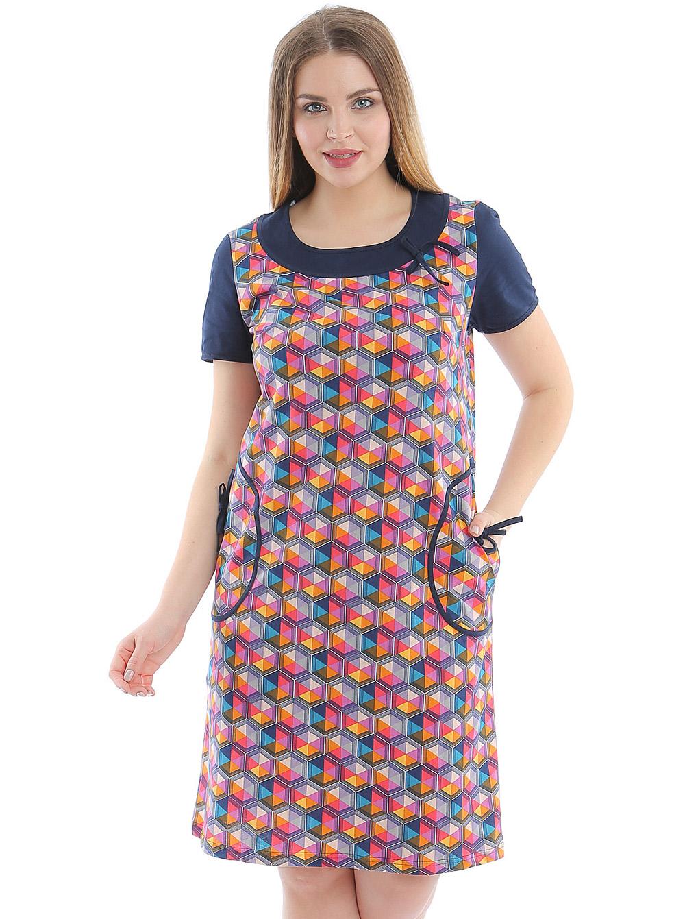 b6da2164b9da83f Купить Платье 6008-11 Малиновый Odevaite
