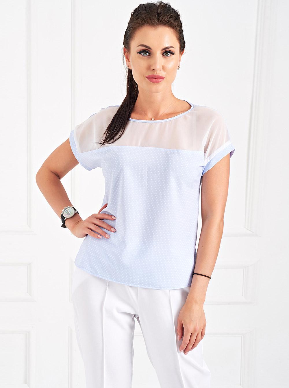 624f4bd63d44 Блуза Б819-1 Taiga
