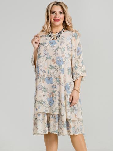 b03182c6e62f Женскую одежду больших размеров от бренда Luxury Plus предлагает ...